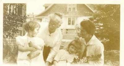 MACKEY, NELLIE KABLE 01 (Mary, m-i-l; Frances Marie, Mary Elizabeth)