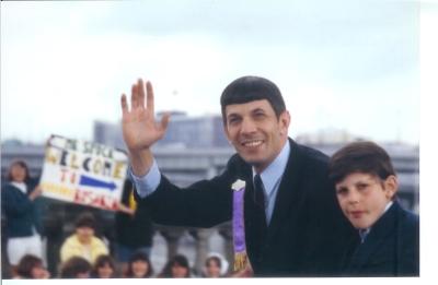 LEONARD NIMOY & SON 1967