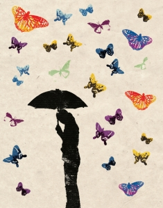 Anxiety Butterflies – Katie Edwards