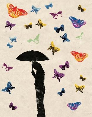 Anxiety Butterflies – Katie Edwards