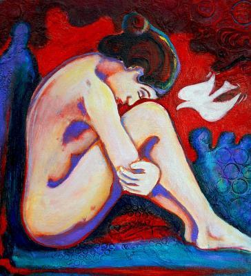 Anxiety by Claudia Fuenzalida Johns