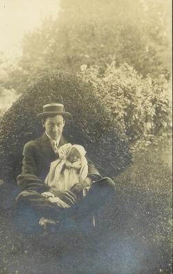 B- C.H.K. w MARY ELIZABETH 1911