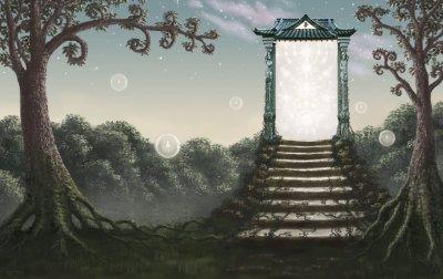 Dream Door 3 by jkemeny