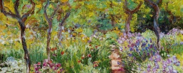 Garden-at-Giverny-Claude - Copy
