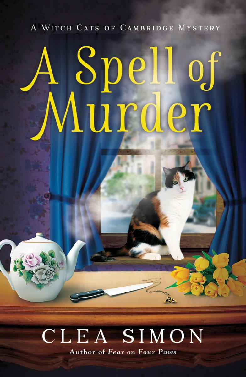 BOOK REVIEW: A Spell of Murder, by Clea Simon